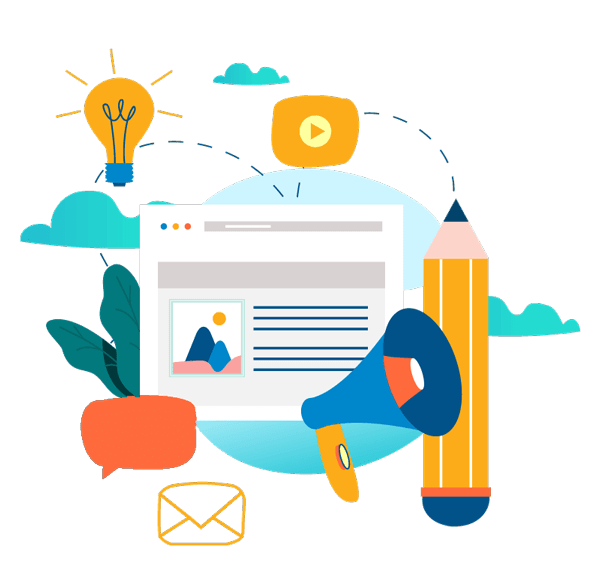 content writing for eCommerce website