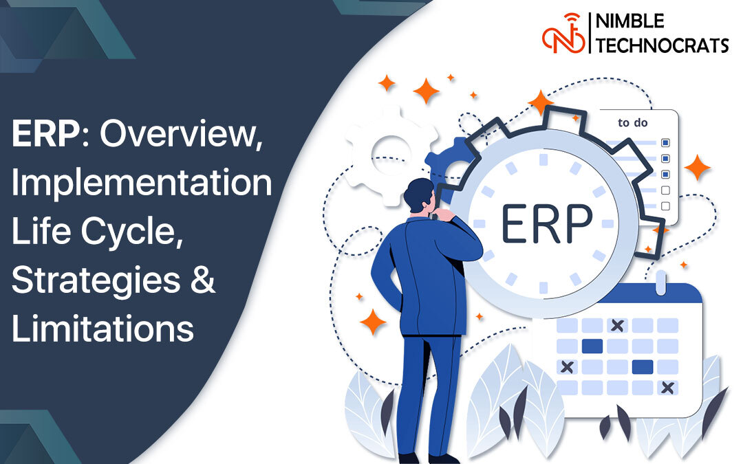 ERP: Overview, Implementation Life Cycle, Strategies & Limitations post thumbnail image